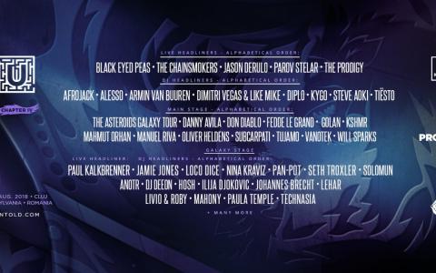Mergem doar la Untold!  Motivul pentru care cei de la Black Eyed Peas au ales să vină în România
