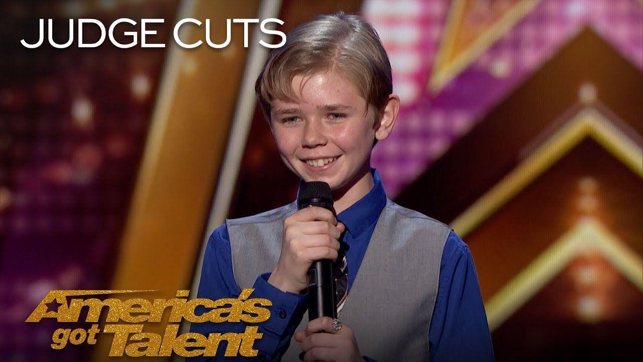 VIDEO La 13 ani a reușit să uimească juriul de la America rsquo;s Got Talent cu versurile rap ale melodiei lui