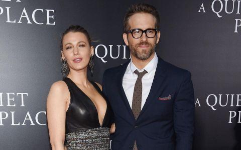Ryan Reynolds a adresat zvonurile despre un posibil divorț de Blake Lively la Comic Con