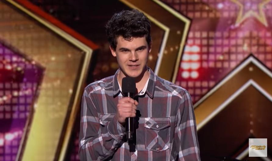 Tânărul care a făcut senzație la show-ul de talente din Stalele Unite ale Americii