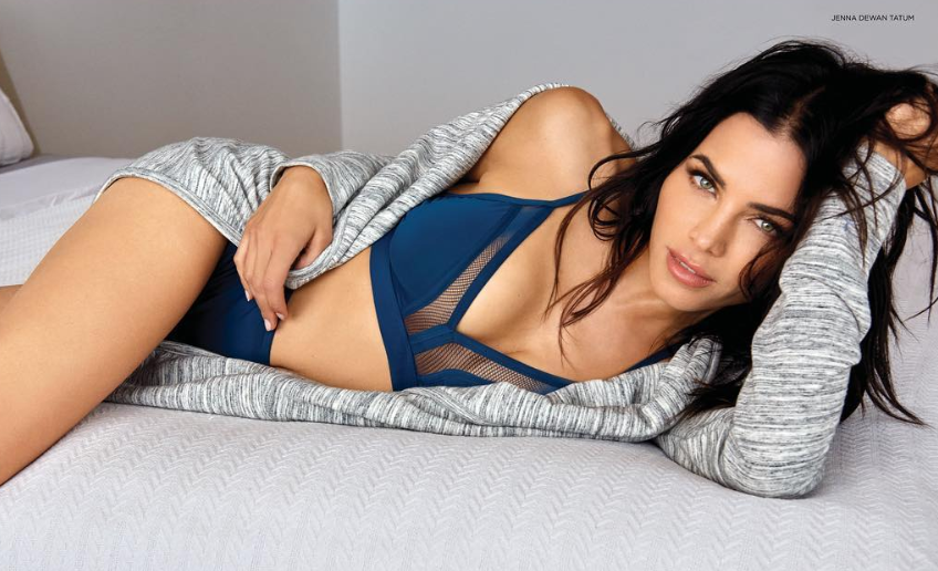 Jenna Dewan în cele mai sexy ipostaze. Actrița a pozat nud pentru o revistă celebră