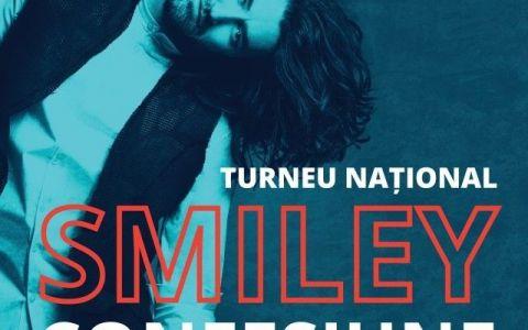De ziua lui, Smiley anunță turneul național  Confesiune