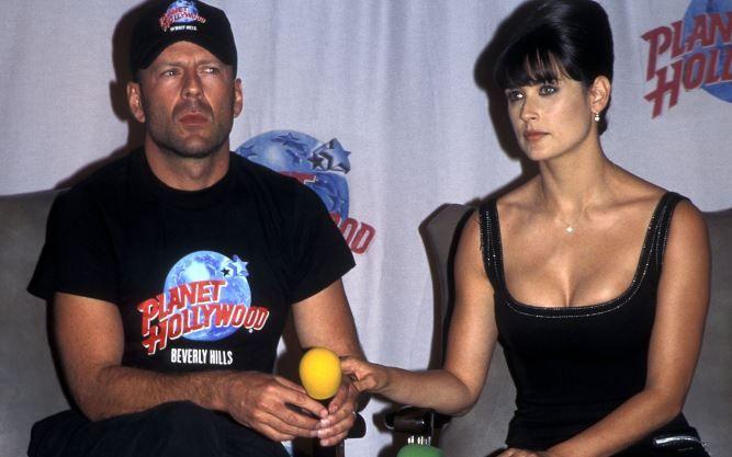 Bruce Willis, ironizat de fosta nevastă. Demi Moore a dezvăluit aspecte picante din căsnicia lor de 12 ani