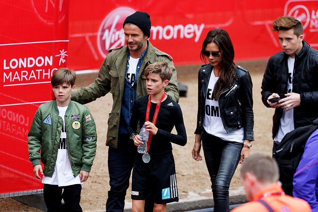 Familia Beckham prinsă în toiul cutremurului din Indonezia! Cum au evitat o tragedie