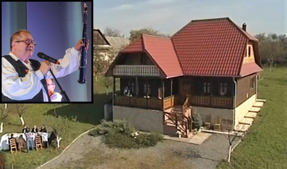 Aici va fi înmormântat Dumitru Fărcaș. A fost ultima dorință a taragotistului