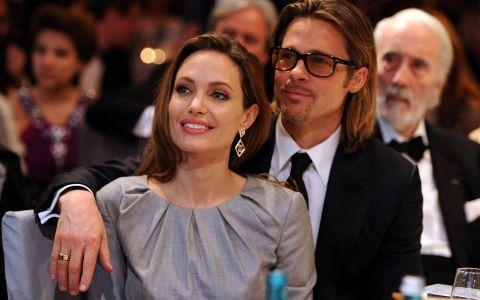 Brad Pitt a fost văzut alături de o armată de avocați. Războiul cu Angelina Jolie continuă