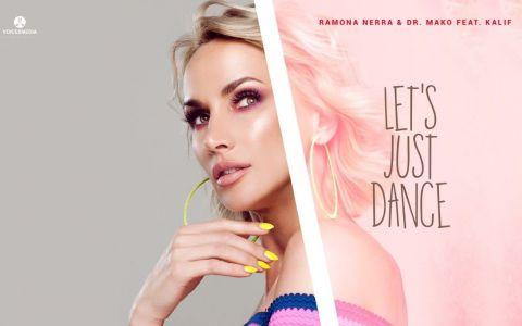 Ramona Nerra (Vocea României) ne invită la dans. Cum sună noua piesă a artistei - bdquo;Let rsquo;s Just Dance