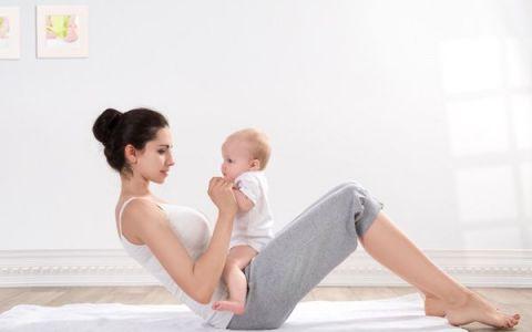 VIDEO: Sport cu bebelușul, pentru proaspetele mămici
