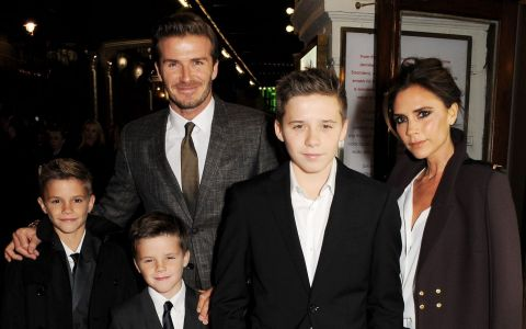 Averea familiei Beckham întrecută de o altă familie celebră din Marea Britanie?