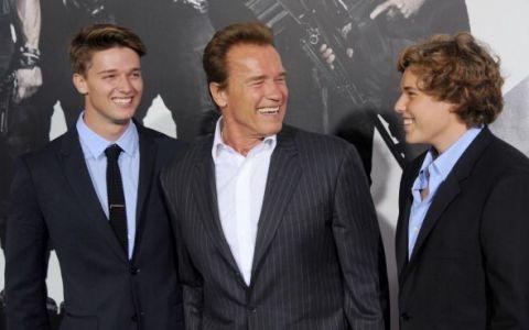 Fiul lui Arnold Schwarzenegger este de nerecunoscut. Cum a ajuns să arate la vârsta de 20 de ani