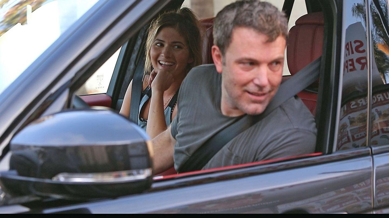 Ben Affleck și noua lui iubită nu-și mai ascund relația. Unde au ieșit cei doi