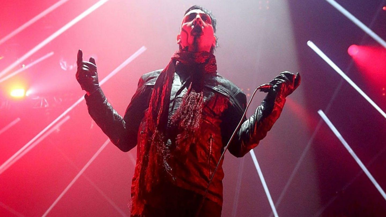 Marilyn Manson s-a prăbușit pe scenă în timpul unui concert din Texas. Ce a pățit artistul