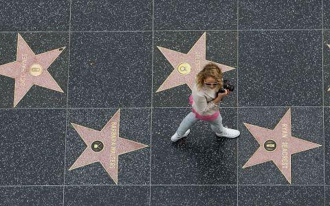 Celebrul Hollywood Walk of Fame are peste 2.600 de stele și încă mai e loc pentru celebrități