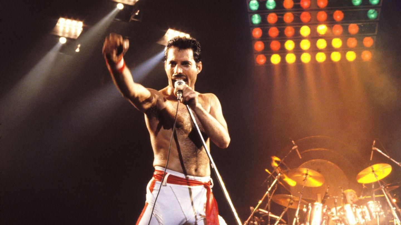El este sosia lui Freddie Mercury.  Este mai bun decât mine. Merită acest rol!