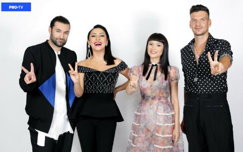 PROMO: Vocea României revine din 7 septembrie la PRO TV. Să înceapă lupta! Competiția e la putere