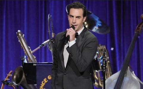 Borat a încercat să-l facă pe O. J. Simpson să mărturisească dacă și-a ucis fosta nevastă