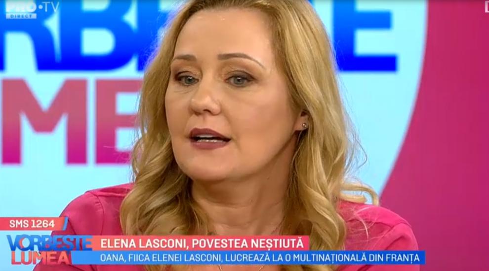 VIDEO Elena Lasconi, o femeie de succes prin forțele proprii