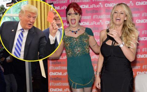 Stormy Daniels sugerează că Donald Trump e dezastru în pat: bdquo;Ce detalii să vă dau despre cele două minute?