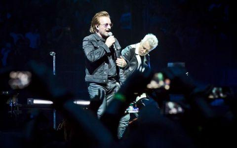 Bono și-a pierdut vocea. U2 a anulat un concert din cauza problemelor neobișnuite ale solistului trupei