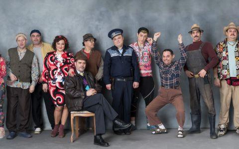 Personajele tale preferate din Las Fierbinți revin la PRO TV din 11 septembrie. Țara o arde pe comedie
