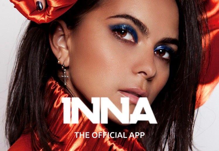 INNA lansează propria aplicație oficială unde fanii pot descoperi conținut exclusiv despre viața și cariera ei