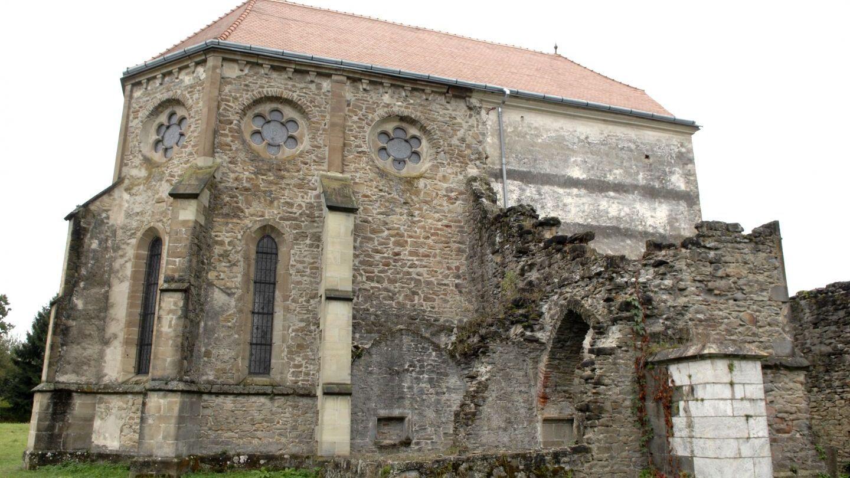 Legenda mănăstirii Cârța, din  The Nun , horror-ul filmat în România: fantome, blesteme și un pariu cu Diavolul