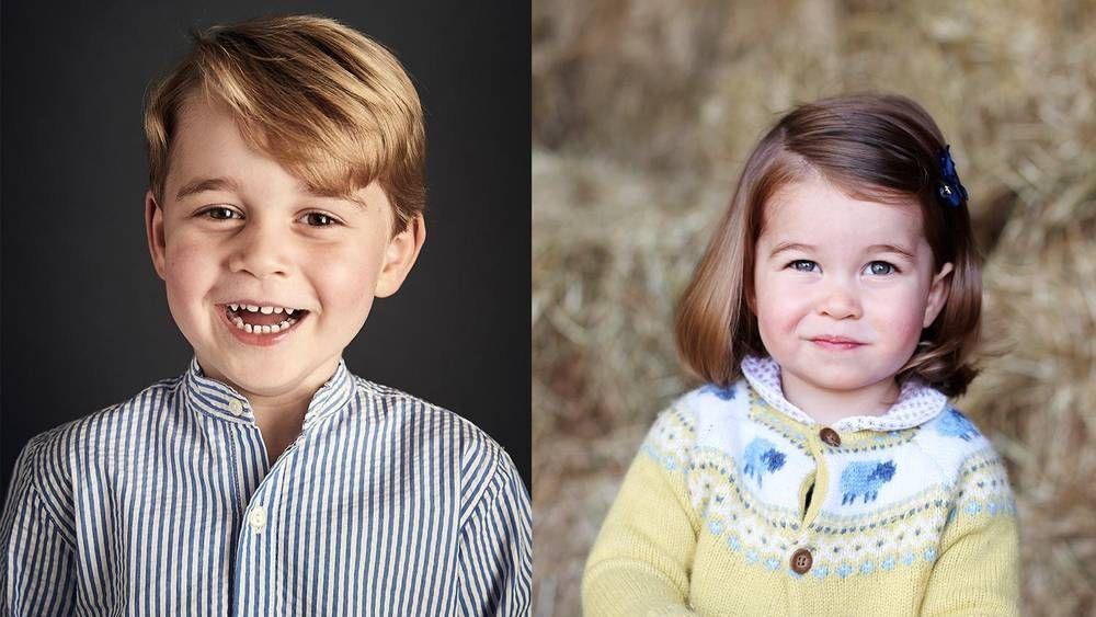 De ce nu a publicat Palatul Kensington fotografii din prima zi de școală a Prințului George și a Prințesei Charlotte