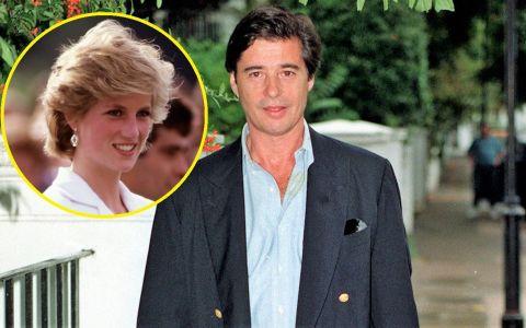 Fostul iubit al prințesei Diana a murit la vârsta de 73 de ani. Cine a fost Oliver Hoare