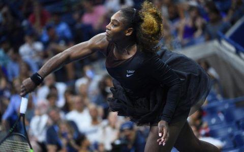 Serena Williams, din nou în centrul unui scandal