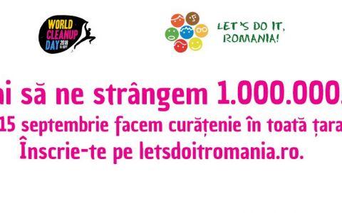 Vedetele PRO TV susțin campania Let s do it România. Pe 15 septembrie curățăm împreună toată țara. Participă și tu