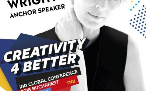 Robin Wright, anchor speaker la Conferința Globală IAA bdquo;Creativity 4 Better