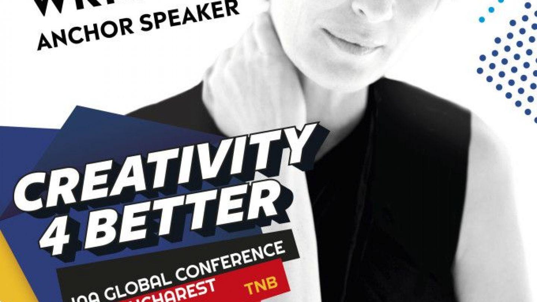 Robin Wright, anchor speaker la Conferința Globală IAA bdquo;Creativity 4 Better