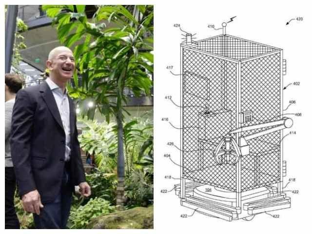 Magnatul american Jeff Bezos, scandal uriaș după ce s-a aflat că voia să își țină angajații în cuști