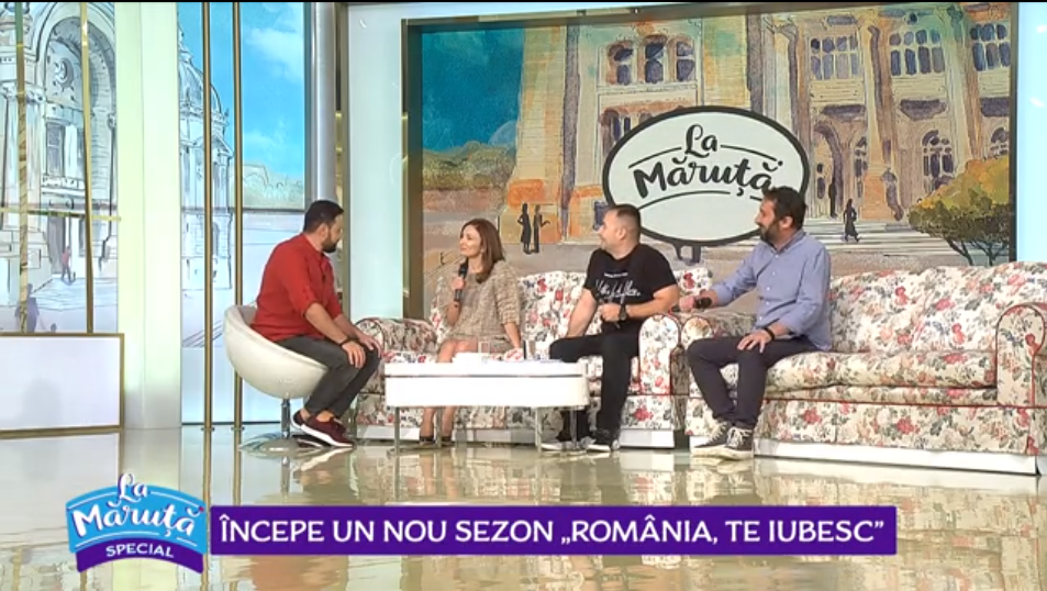 VIDEO Începe un nou sezon  România, te iubesc  duminica aceasta, ora 18:00, numai la PRO TV