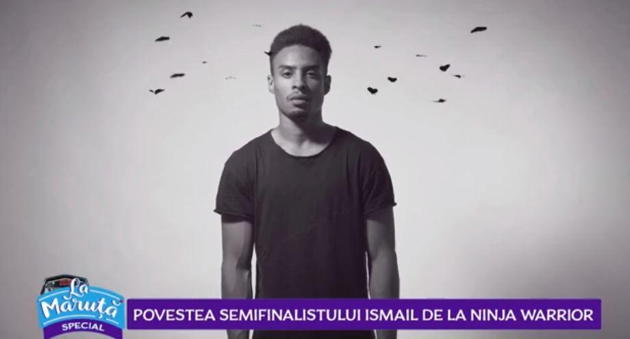 VIDEO Povestea semifinalistului Ismail de la Ninja Warrior