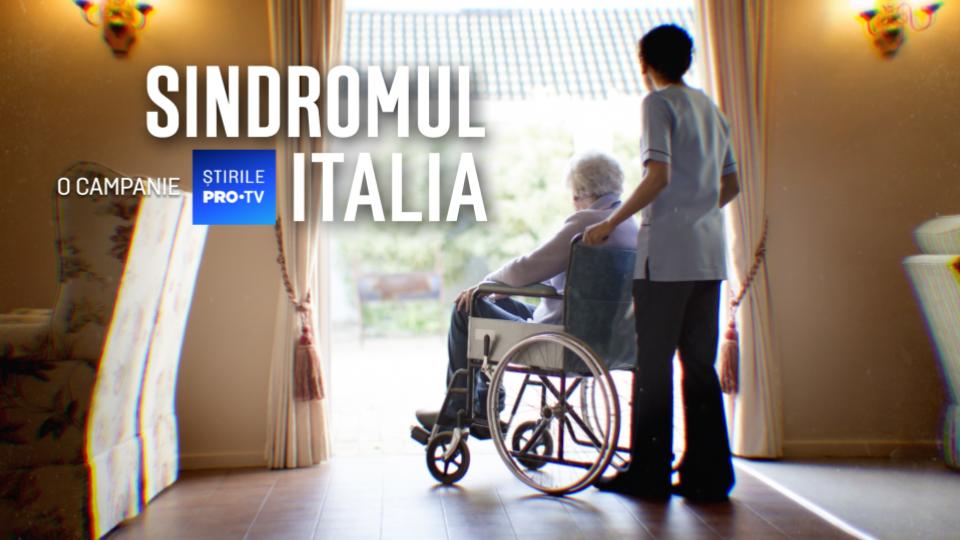 Știrile PRO TV a lansat campania Sindromul Italia semnată de Rareș Năstase