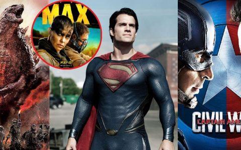 Toamna supereroilor! Captain America, Superman, Mad Max și hellip; Godzilla, în curând la PRO TV