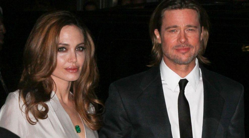 """Angelina Jolie și Brad Pitt, întâlnire """"secretă"""" în doi, pentru prima oară de la divorț"""