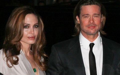 Angelina Jolie și Brad Pitt, întâlnire  secretă  în doi, pentru prima oară de la divorț