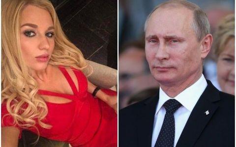 Un fotomodel îl acuză pe președintele Vladimir Putin că ar fi încercat să o otrăvească. Motivul e unul halucinant