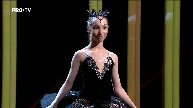 VIDEO Balerina Bianca Badea de la Românii au talent are planuri mărețe:  Am luat două burse mari!