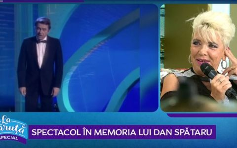 VIDEO Spectacol în memoria lui Dan Spătaru. Ce artiști consacrați vin la evenimentul dedicat celebrului artist