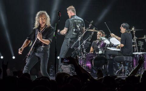 Metallica va concerta la București anul viitor