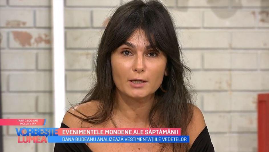 VIDEO Dana Budeanu pune vedetele la pământ! Ce mesaj a avut pentru Dana Nălbaru