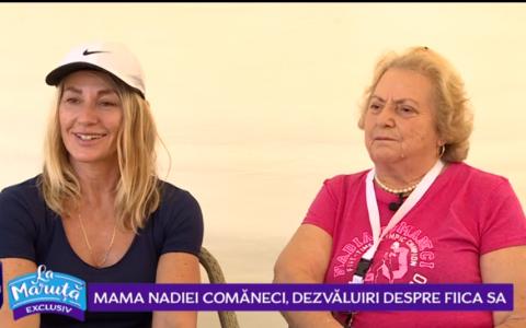 VIDEO Mama Nadiei Comăneci, dezvăluiri în exclusivitate despre fiica sa. Aveam probleme cu părinții copiilor