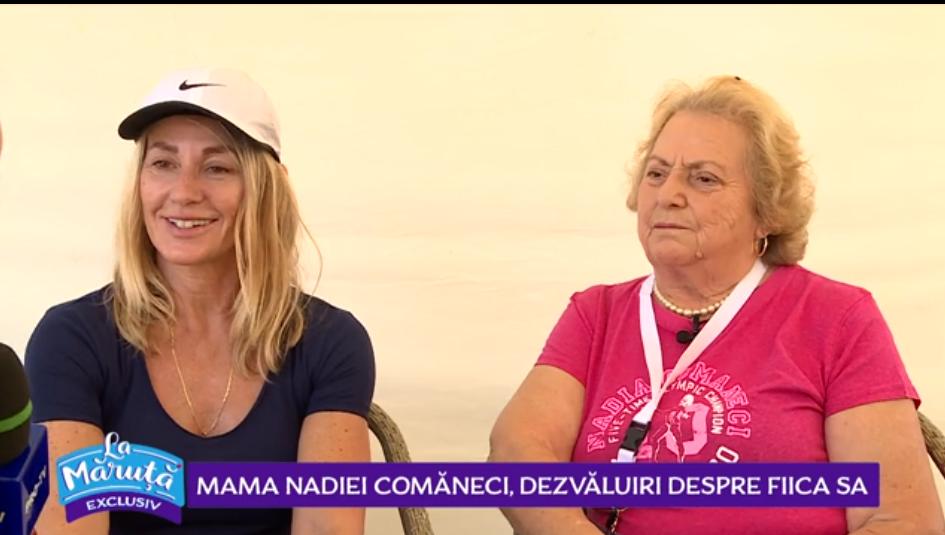 """VIDEO Mama Nadiei Comăneci, dezvăluiri în exclusivitate despre fiica sa.""""Aveam probleme cu părinții copiilor"""""""