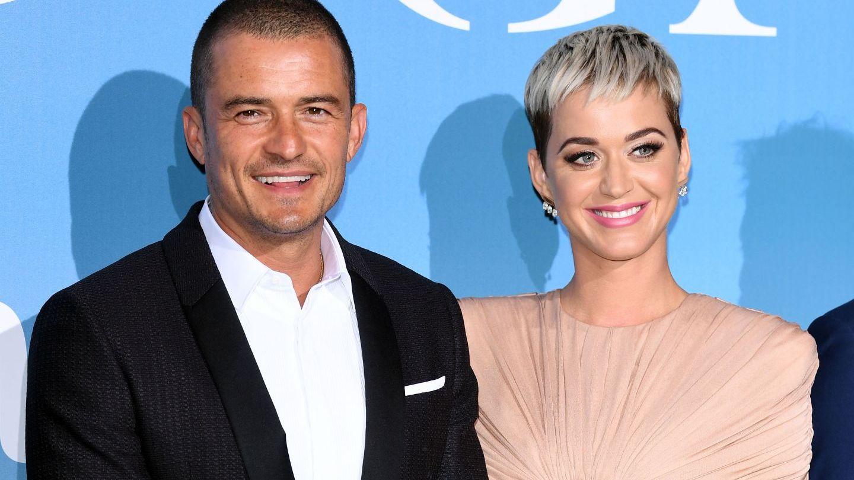 Katy Perry și Orlando Bloom, pentru prima oară împreună pe covorul roșu