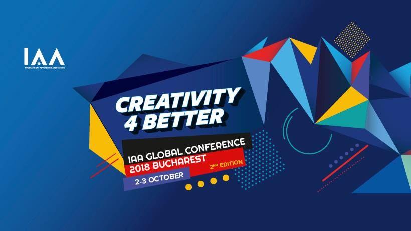 În câteva zile o vom putea asculta pe Robin Wright în cadrul IAA Global Conference  Creativity4Better