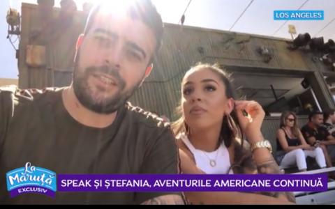 VIDEO Aventurile americane alături de Speak și Ștefania:  Mamă! Ce-i aici frate...