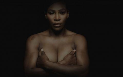 Serena Williams, goală pe internet la 37 de ani. Care a fost mesajul ei